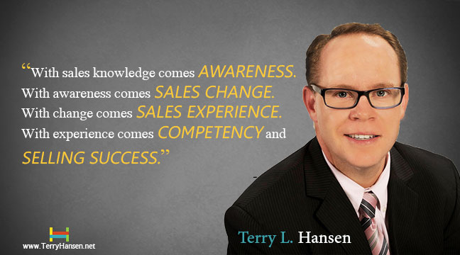 Terry Hansen-Awareness and Change
