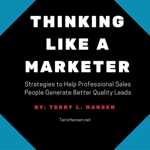 Thinking Like a Marketer